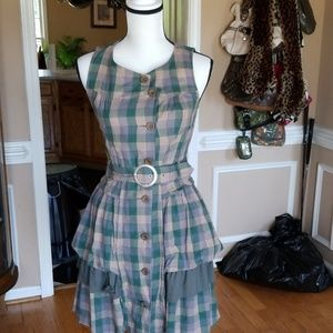 Fankai dress